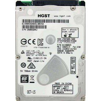 HDD Lap HGST 500 GB 2.5