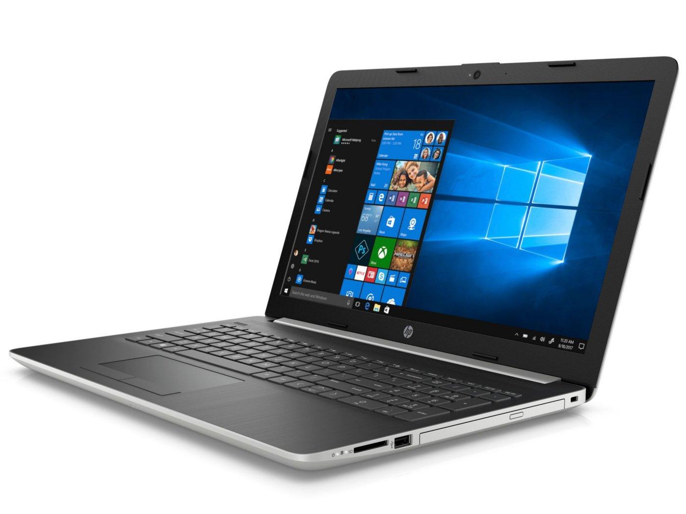 HP 15-da0061cl Notebook Core I5-8250U   15.5 Inch 8 GB Ram