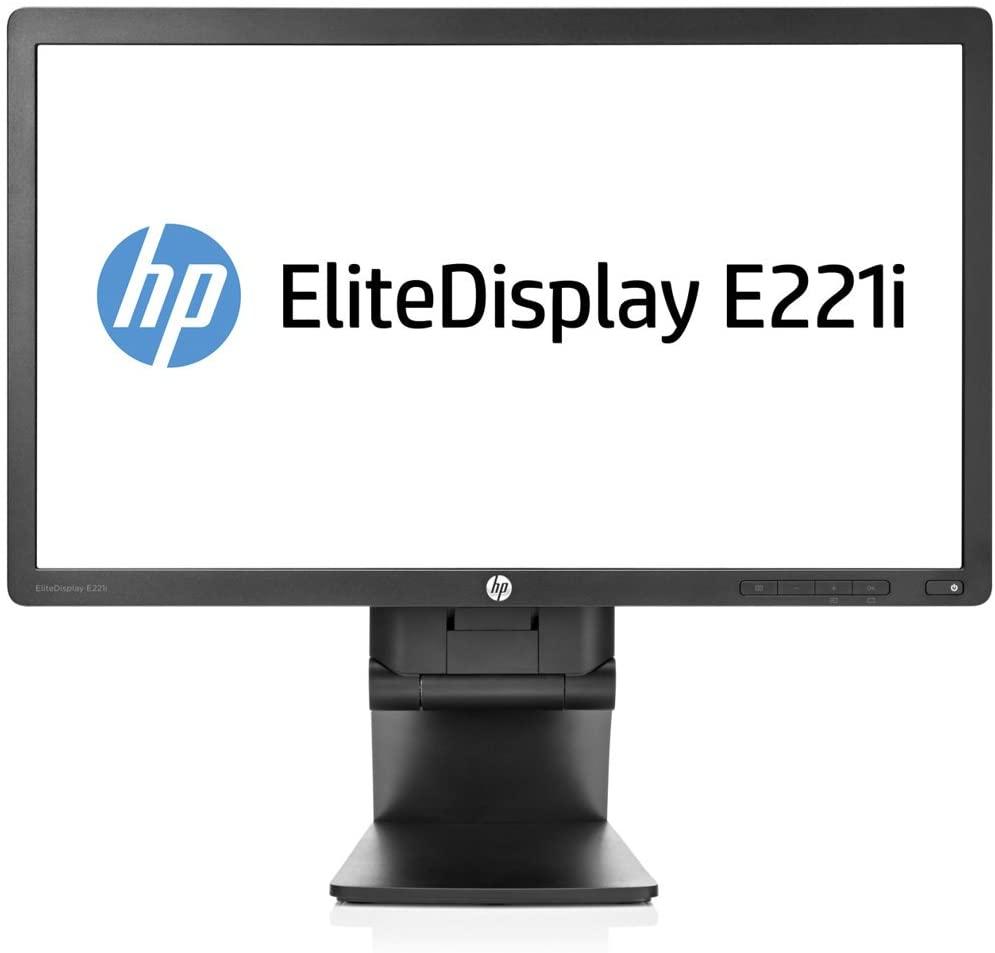 HP EliteDisplay E221i 21.5-Inch Full HD LED 1080p IPS