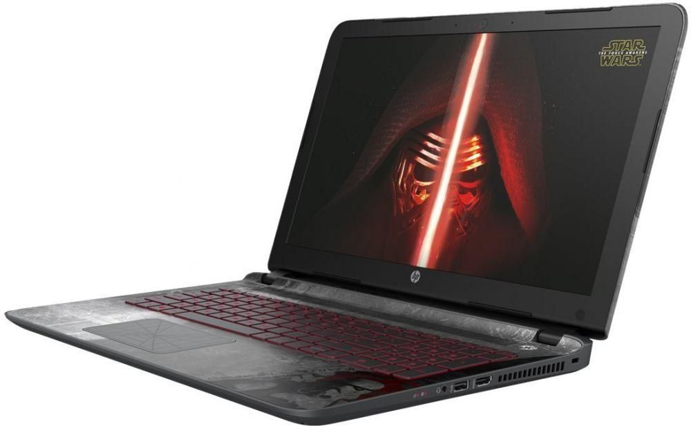 HP Pavilion Star Wars Special Edition Core I7-6500U