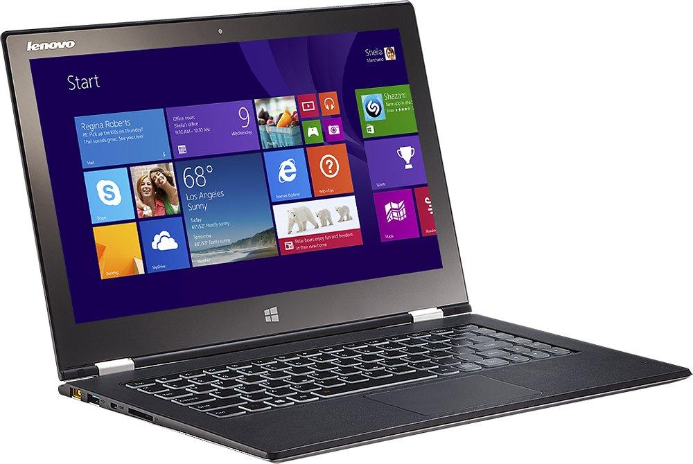 Lenovo IdeaPad Yoga 2 Pro Core i7-4500U | 13.3 Inch 8 GB Ram