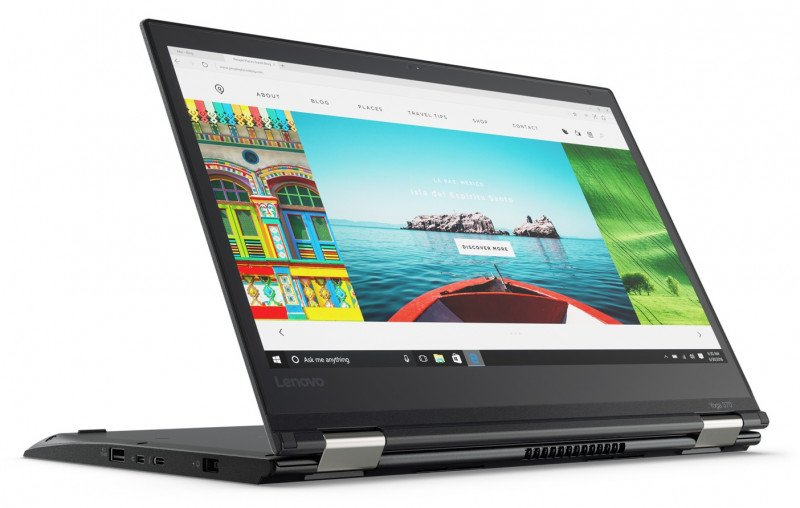 Lenovo THINKPAD YOGA 370 Core i7-7600U | 13.3 Inch 8 GB Ram