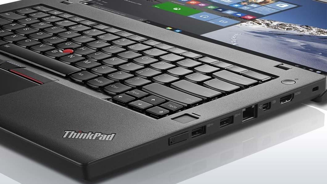 مراجعة لابتوب Lenovo ThinkPad T460p