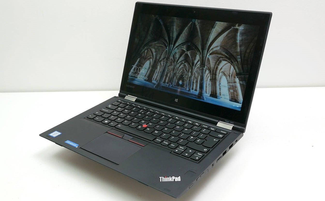 Lenovo Yoga 260 Core i7-6600U | 12.4 Inch 8 GB Ram