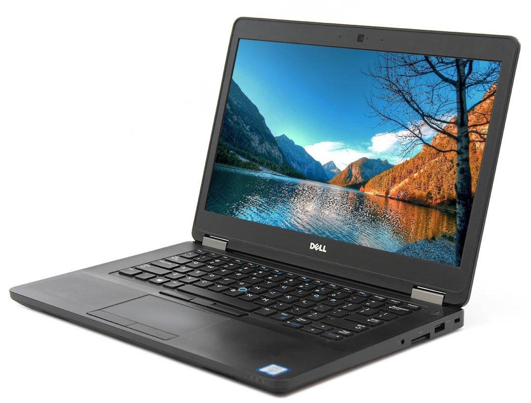 Dell Latitude E5470 Core i7-6600U   14 Inch 16 GB Ram