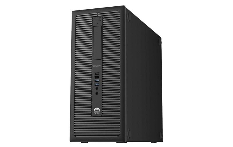 HP 600 G1 ProDesk Intel Core i5 4670K