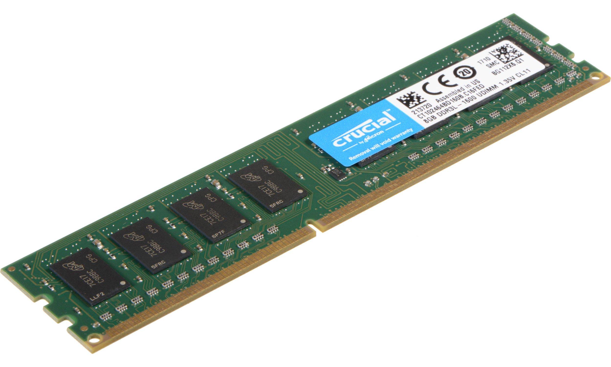 PC Ram 8Gb DDR3