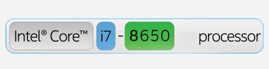 معنى الحروف والارقام في المعالجات-0