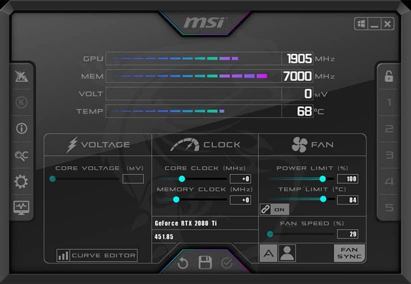 طريقة فحص وأختبار كارت الشاشة-6