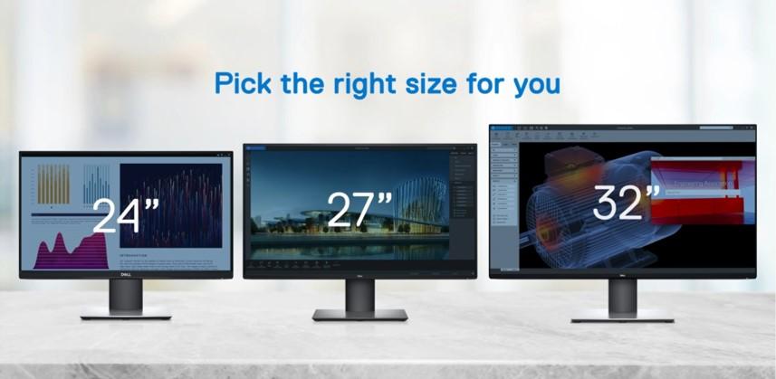 كيف تختار شاشة الكمبيوتر