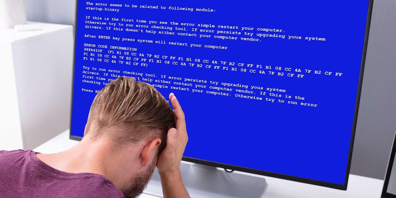 أكثر 10 مشاكل مشهورة في الكمبيوتر وطريقة حلها