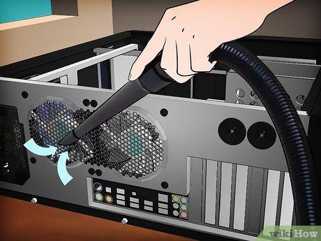 كيف تقوم بتنظيف جهاز الكمبيوتر الخاص بك