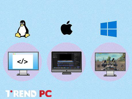 اختر نظام التشغيل الخاص بك