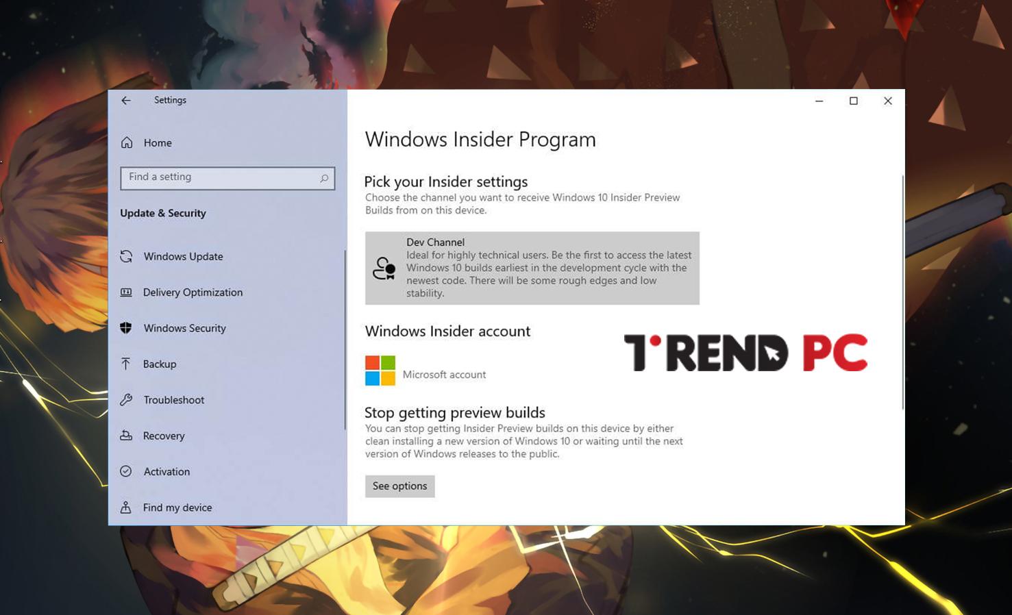 كيفية تحميل ويندوز 11 عن طريق Insider Preview build؟