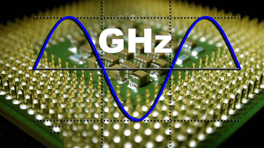 ماذا يعني GHz في معالج الكمبيوتر؟